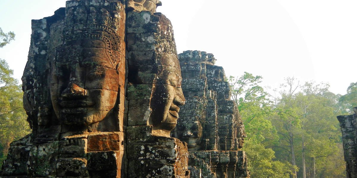angkor bayon temple cambodia beauty of siem reap dicas